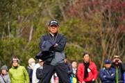 2017年 カシオワールドオープンゴルフトーナメント 3日目 宮瀬博文