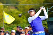 2017年 カシオワールドオープンゴルフトーナメント 3日目 額賀辰徳