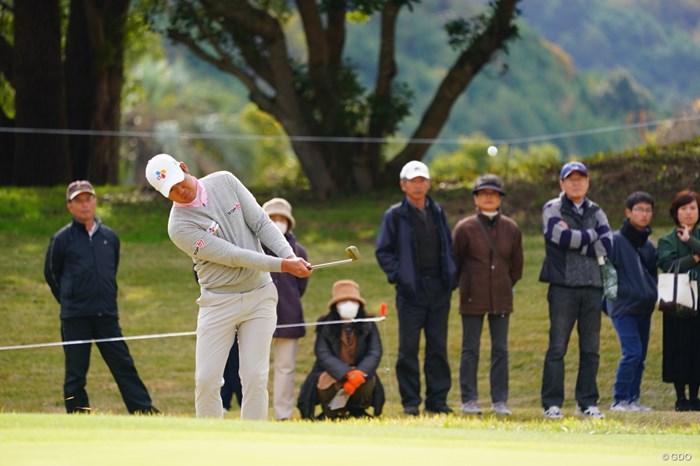 ドーン!ファーン! 2017年 カシオワールドオープンゴルフトーナメント 3日目 ドンファン