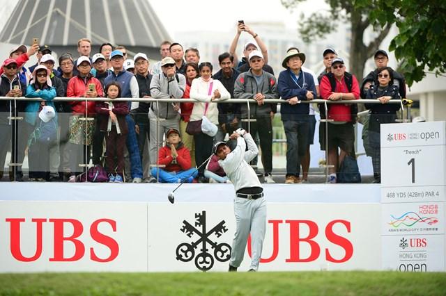 2018年 UBS香港オープン 3日目 SSPチャウラシア 3日間首位を守り、欧州ツアー5勝目へ前進したSSPチャウラシア