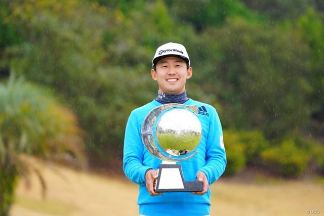 2017年 カシオワールドオープンゴルフトーナメント 最終日 スンス・ハン スンス・ハンがうれしいツアー初優勝をあげた