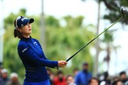 2017年 LPGAツアー選手権リコーカップ 最終日 キム・ハヌル