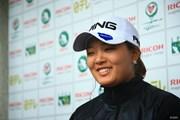 2017年 LPGAツアー選手権リコーカップ 最終日 鈴木愛