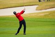 2017年 カシオワールドオープンゴルフトーナメント 最終日 上井邦裕