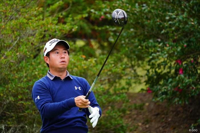 なにビックリしてるの? 2017年 カシオワールドオープンゴルフトーナメント 最終日 松村道央