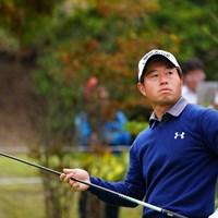 「えへへーロックロック。」 2017年 カシオワールドオープンゴルフトーナメント 最終日 松村道央