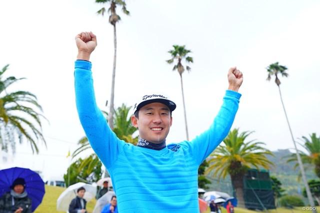 2017年 カシオワールドオープンゴルフトーナメント 最終日 スンス・ハン 初優勝おめでとう!