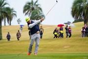 2017年 カシオワールドオープンゴルフトーナメント 最終日 チェ・ホソン