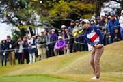 2017年 カシオワールドオープンゴルフトーナメント 最終日 ソン・ヨンハン