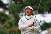 2017年 ゴルフ日本シリーズJTカップ 初日 久保谷健一