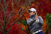 2017年 ゴルフ日本シリーズJTカップ 2日目 キム・キョンテ