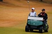 2017年 ゴルフ日本シリーズJTカップ 2日目 大堀裕次郎