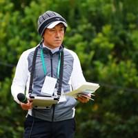 1番寒そう大賞。 2017年 ゴルフ日本シリーズJTカップ 2日目 佐藤信人