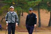 2017年 ゴルフ日本シリーズJTカップ 2日目 久保谷健一