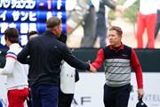 2017年 ゴルフ日本シリーズJTカップ 2日目 ブラッド・ケネディ
