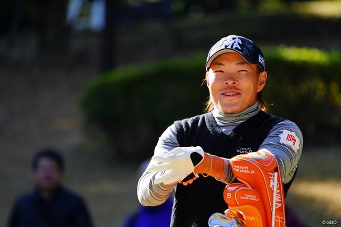 完全ビリケンやん。 2017年 ゴルフ日本シリーズJTカップ 3日目 藤本佳則