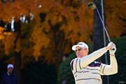 2017年 ゴルフ日本シリーズJTカップ 3日目 ブラッド・ケネディ