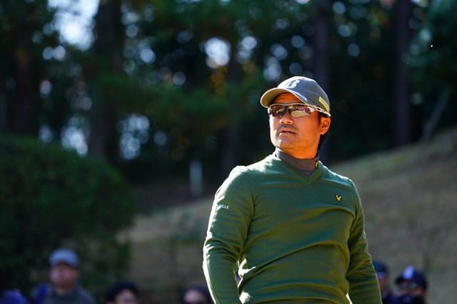 2017年 ゴルフ日本シリーズJTカップ 3日目 宮里優作 選手会長として賞金王になればツアー初。宮里優作は首位に浮上