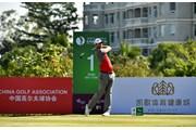 2017年 kg s&h city アジアンゴルフチャンピオンシップ 3日目 マーカス・ボス