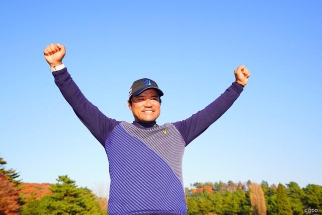 2017年 ゴルフ日本シリーズJTカップ 最終日 宮里優作 今季最多の4勝でツアー初の選手会長&賞金王に輝いた宮里優作