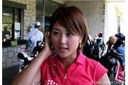 2006年 ヨネックスレディスゴルフトーナメント 初日 竹村千里