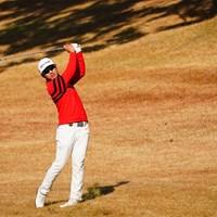 伸ばせなかったけれど安定したプレーだった。 2017年 ゴルフ日本シリーズJTカップ 最終日 スンス・ハン