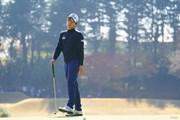 2017年 ゴルフ日本シリーズJTカップ 最終日 キム・キョンテ