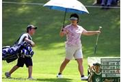 2006年 NEC軽井沢72ゴルフトーナメント 初日 木村敏美