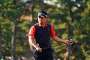 2017年 ゴルフ日本シリーズJTカップ 最終日 池田勇太