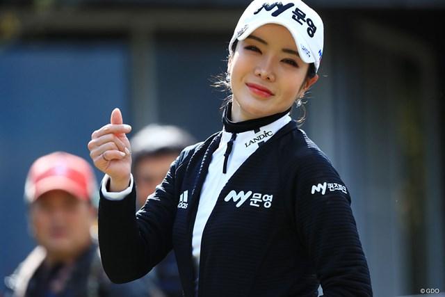 2017年の女子ゴルフシーンに多くの話題を振りまいたアン・シネ