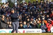 2017年 Hitachi 3Tours Championship 最終日 宮里優作