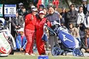 2017年 Hitachi 3Tours Championship 最終日 川岸史果