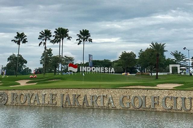 今週はアジアンツアー最終戦。インドネシアには日本人選手もたくさん出場します