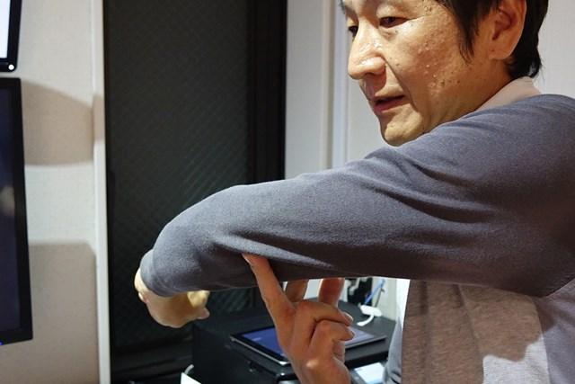 アプローチのイメージを覆そう【後編】 ドライバーからアプローチまで左腕の回旋が重要なカギ