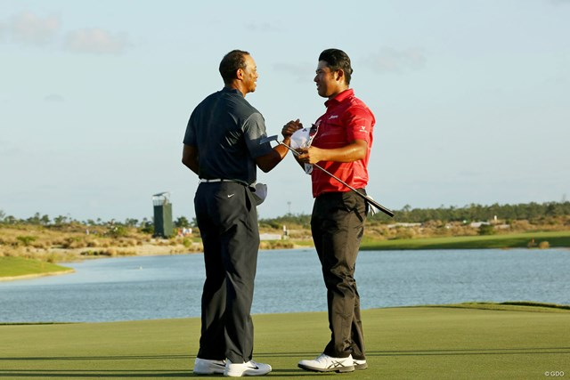 いろいろな話題でゴルフ界をにぎわせてくれた二人。2017年を振り返ります
