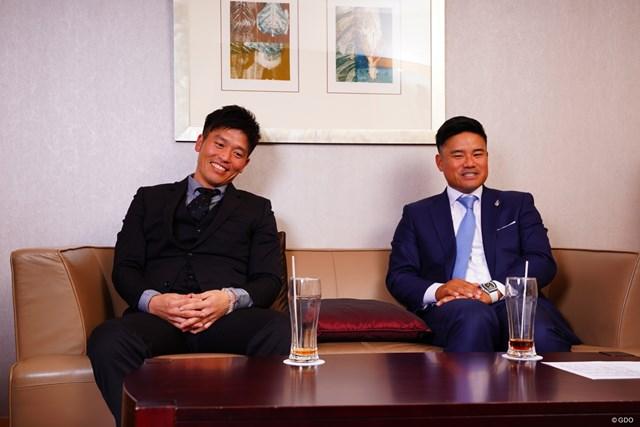 学生時代、清田と宮里は世代のトップを争うライバル関係にあった