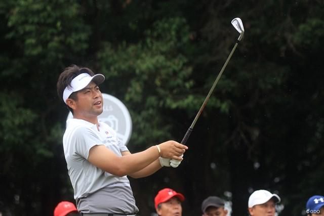 終盤に粘りをみせて2連勝を飾った池田勇太