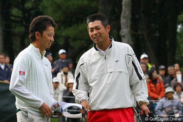 2009年 ダンロップフェニックストーナメント2日目 池田勇太 1打差、滑り込みで予選を通過した池田勇太。大学の先輩、星野英正も同じく4オーバー56位タイ