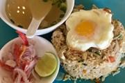 2018年 レオパレス21ミャンマーオープン 事前 ミャンマーの昼食