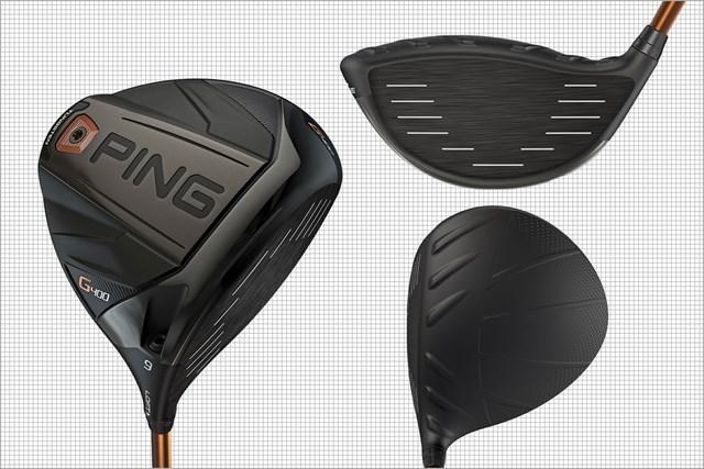 ピンゴルフ G400ドライバー ヘッドは小さくなっても直進性は高い