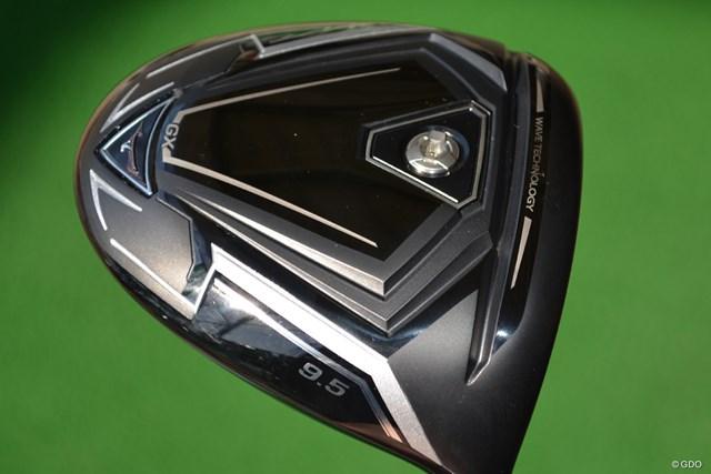 「MP」シリーズを彷彿させる精悍なデザインの「GX ドライバー」