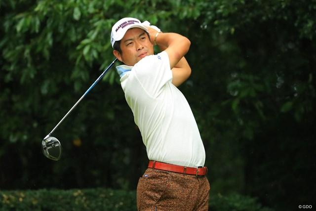 夢の舞台にたどり着けるのは誰だ(写真は2017年日本オープンゴルフ選手権競技の池田勇太)