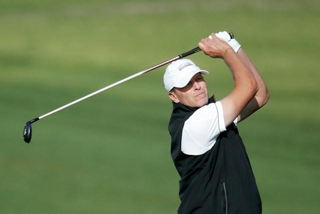 スティーブ・ストリッカーは51歳目前でも意気揚々(Jeff Gross/Getty Images)