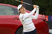 2018年 ISPSハンダ オーストラリア女子オープン 初日 山口すず夏