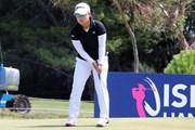 2018年 ISPSハンダ オーストラリア女子オープン 2日目 畑岡奈紗
