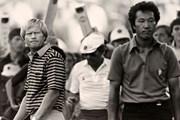 1980年 全米オープン ジャック・ニクラス 青木功