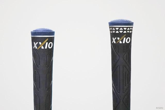 左がナイン 45.50インチ、右がテン 45.75インチ