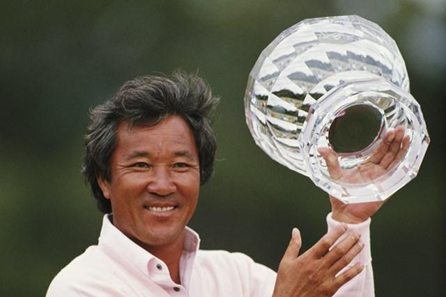 1989年にはオーストラリアーツアーでも優勝した(David Cannon/Getty Images)
