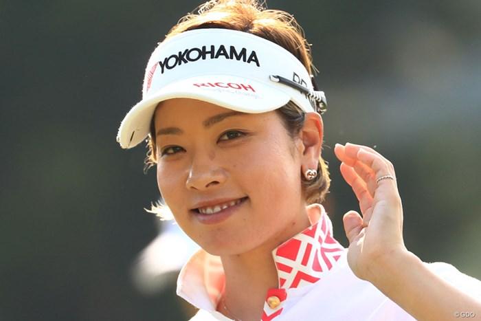 まずは決勝進出だね 2018年 ダイキンオーキッドレディスゴルフトーナメント 2日目 森田理香子