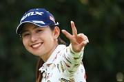 2018年 ダイキンオーキッドレディスゴルフトーナメント 2日目 江澤亜弥